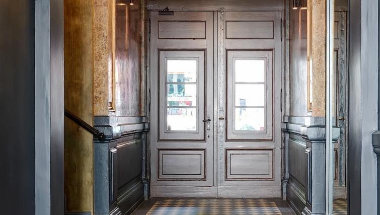 Hallway at Gorki Apartments - Citybase Apartments