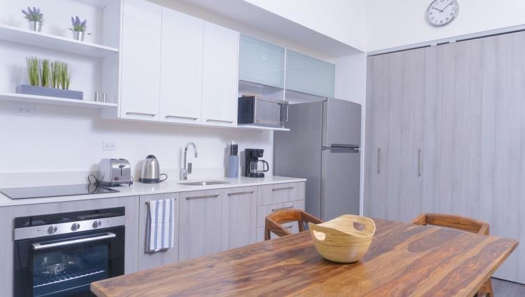 Kitchen at Arborea Apartments - Citybase Apartments
