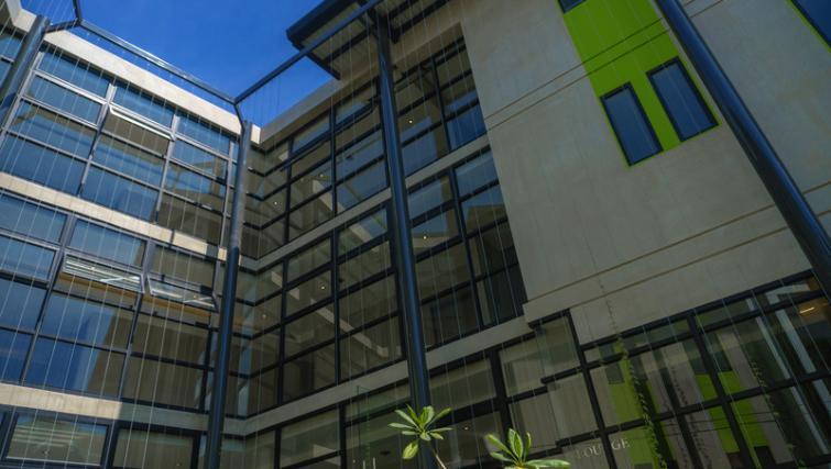 Exterior of Arborea Apartments - Citybase Apartments