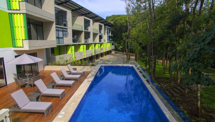 Pool at Arborea Apartments - Citybase Apartments