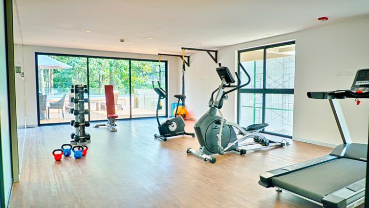 Gym at Arborea Apartments - Citybase Apartments