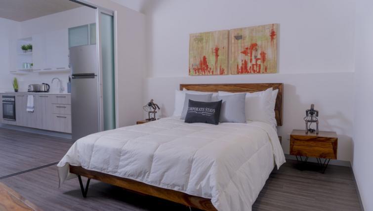 Bedroom at Arborea Apartments - Citybase Apartments