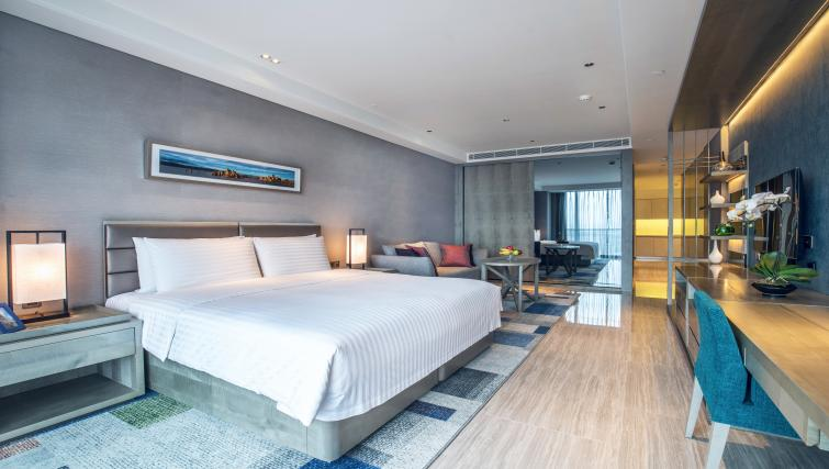 Incredible studio apartment at Oakwood Residence Damei Beijing - Citybase Apartments