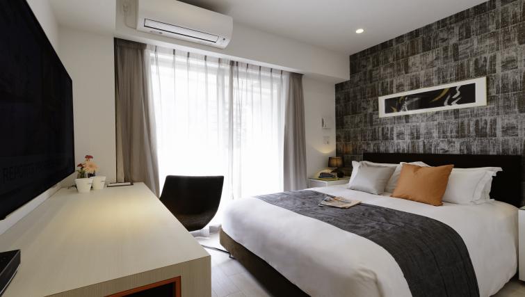 Stylish studio apartment at Oakwood Apartments Minami Azabu Apartments - Citybase Apartments