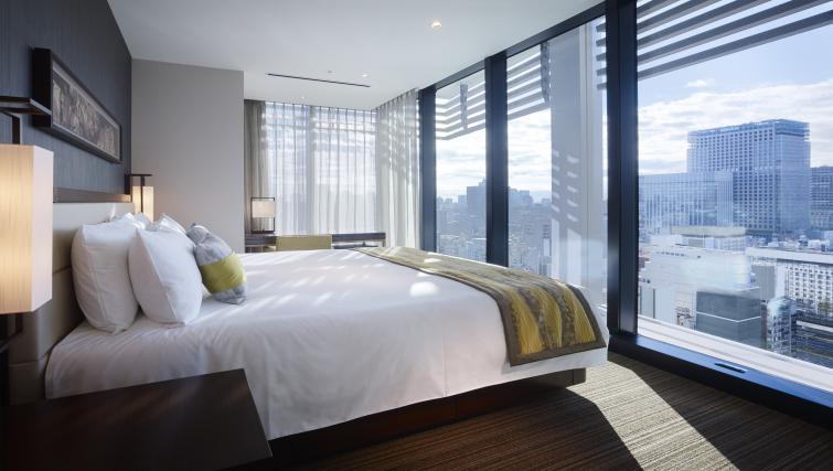 Bedroom at Oakwood Premier Tokyo - Citybase Apartments